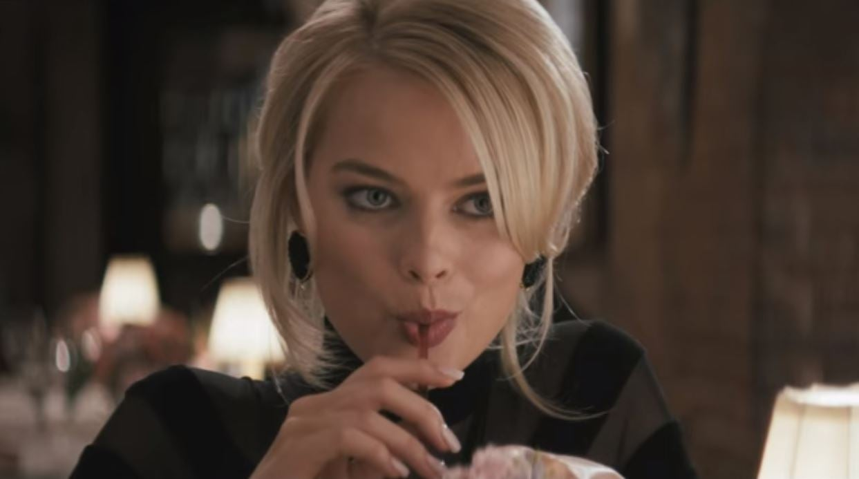 Margot Robbie improvised possibly the best Wolf of Wall