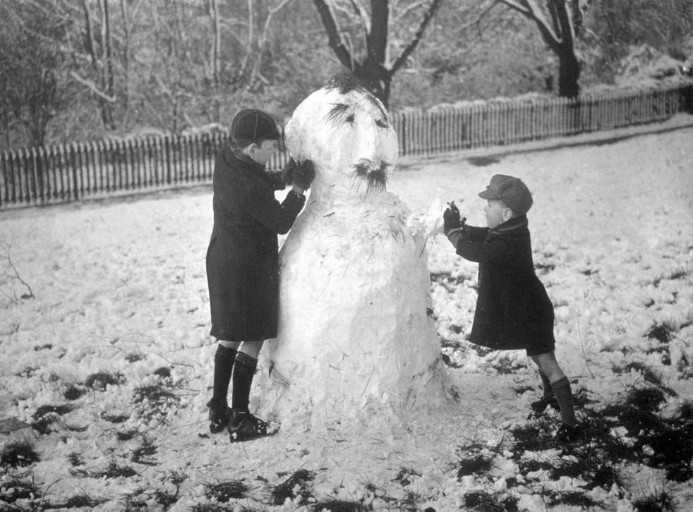 <p>Las nevadas llegarían el martes al estado de Nueva York</p>