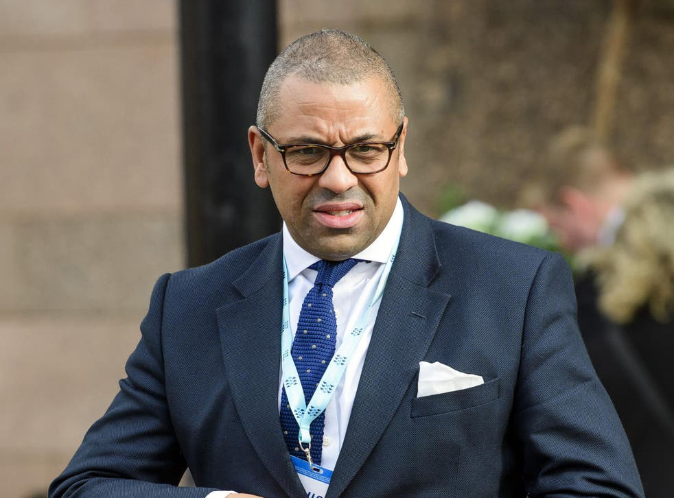James Cleverly introduced a ten minute rule motion to debate his proposed bill on a new International Trade and Development Agency on Wednesday