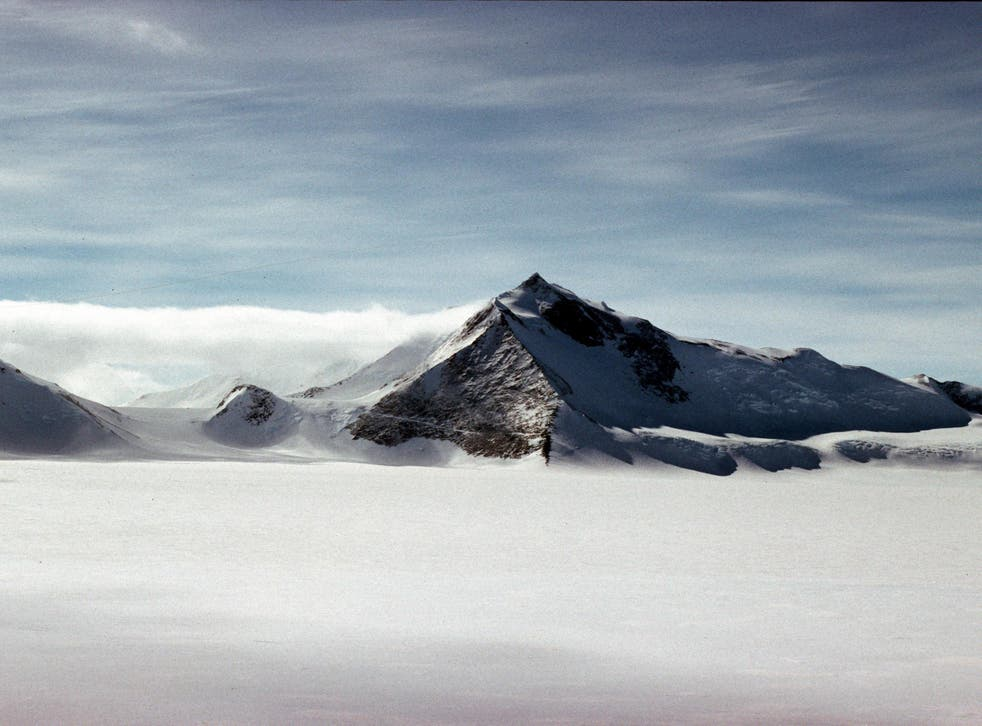 Mount Hope is 3,239 metres, meaning it knocks Mount Jackson, the current title holder at 3,184 metres, off the top spot