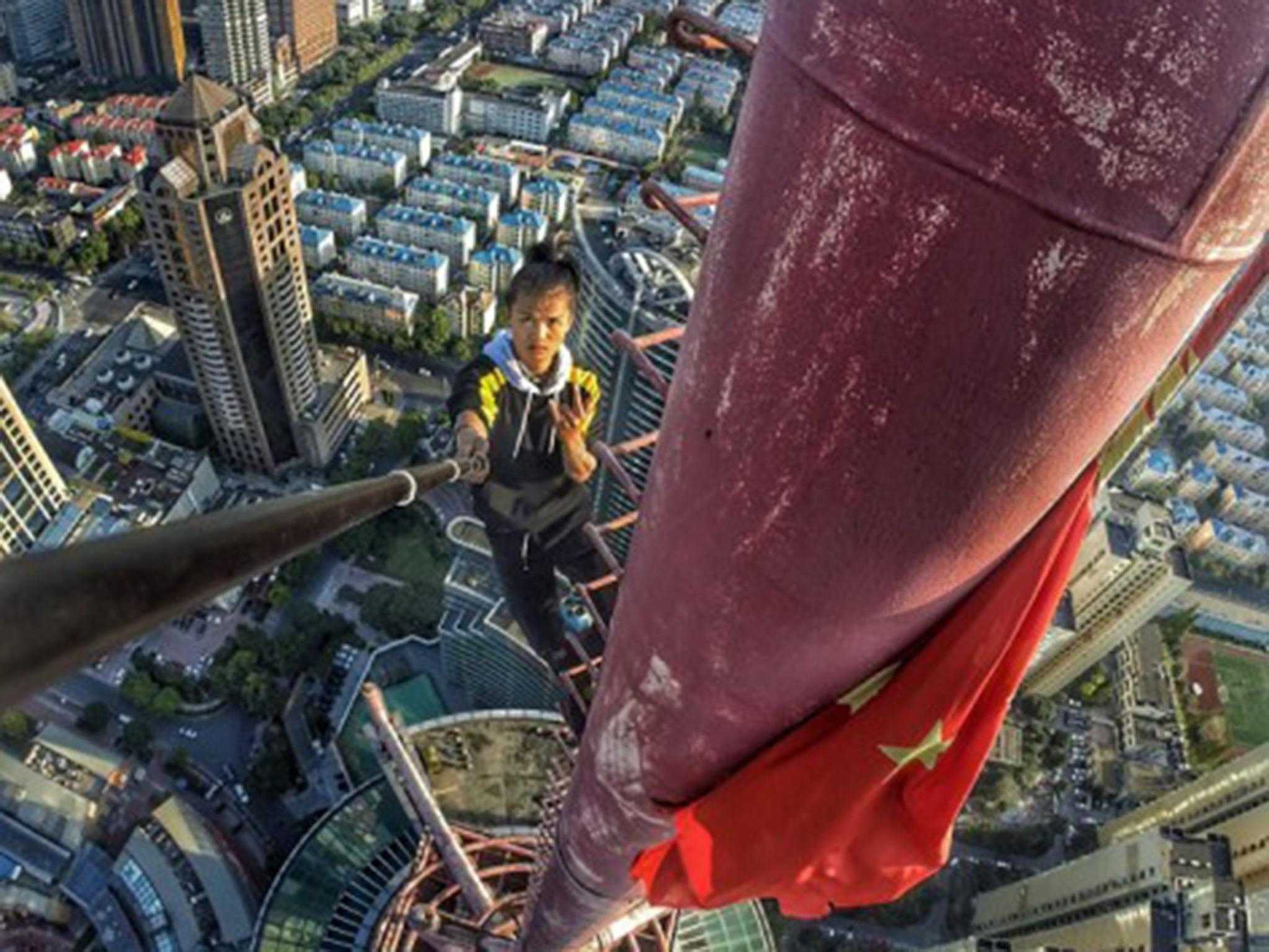 Wu Yongning: Chinese 'rooftopper' and social media star dies in fall from 62-storey building