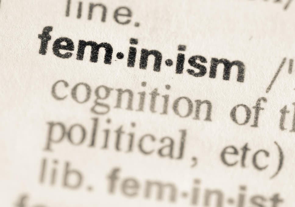 Feminism named word of the year by the dictionary publisher