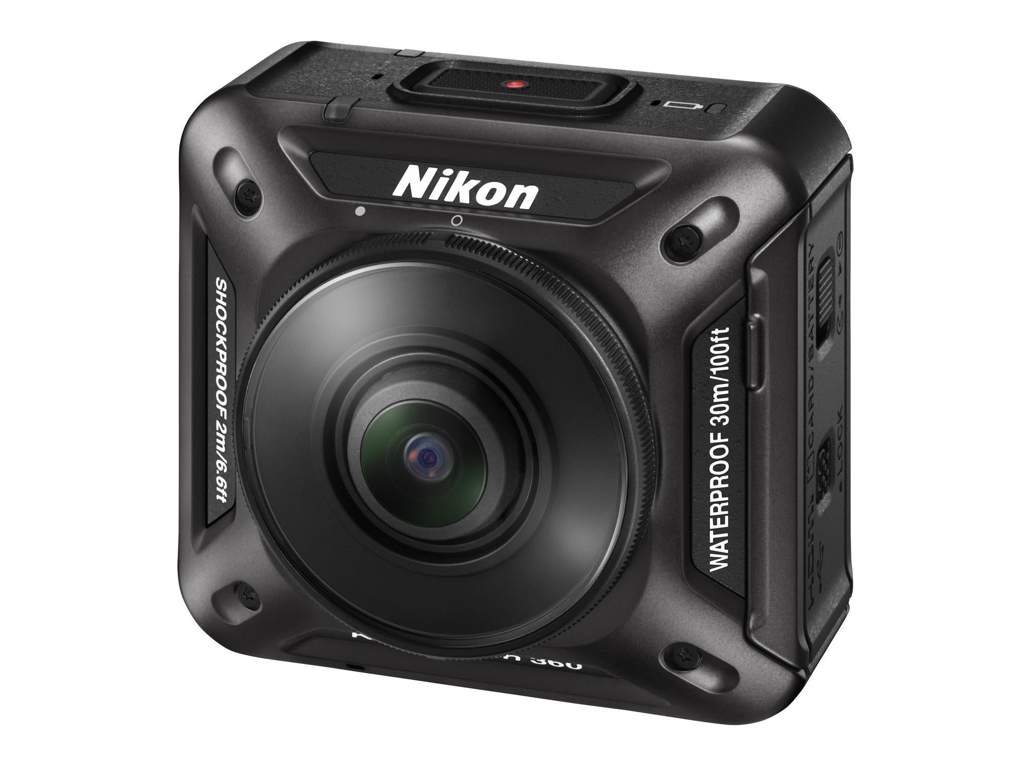 9 Best Action Cameras The Independent Camera Gopro Sportcam Non Wifi Kamera 4k Nikon Has A Range Of Keymission
