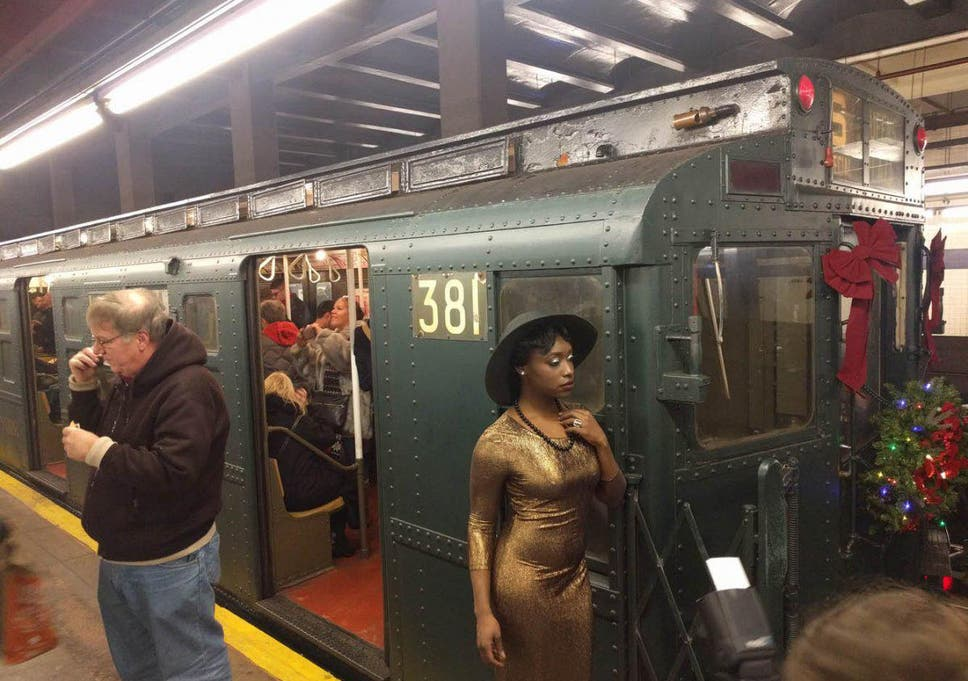 New York City Subway Map 1960s.New York City Has A Secret Subway Line With Antique Cars Here S