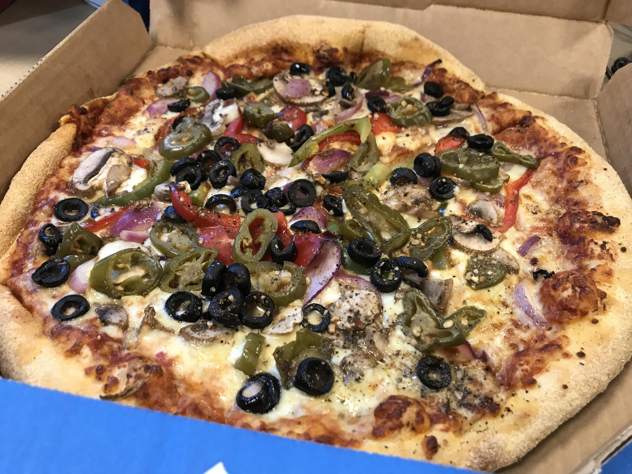No-deal Brexit: Domino's stockpiling pizza toppings to avoid disruption 1