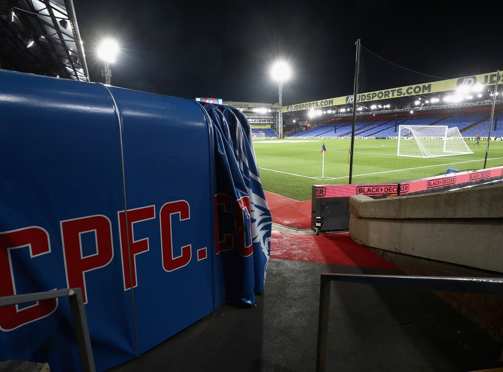 Palace host Watfprd in this evening's clash