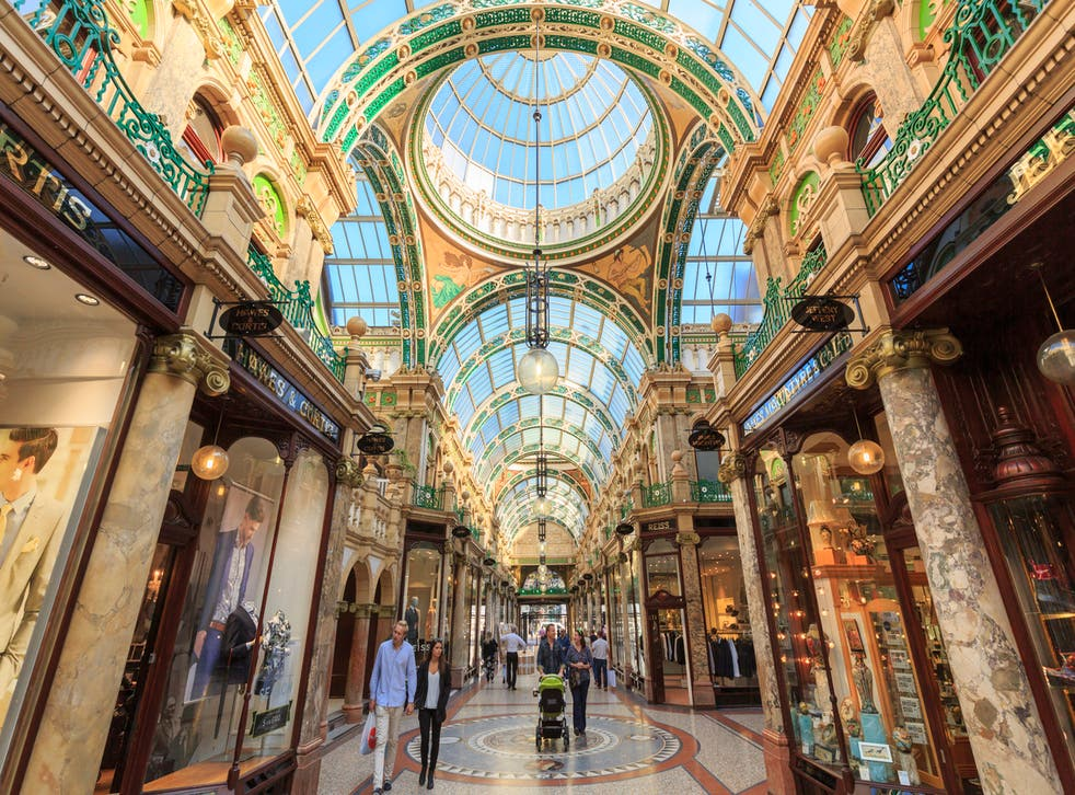 All regions across the UK experienced a slump in footfall, with shopping centres and high streets suffering more than retail parks