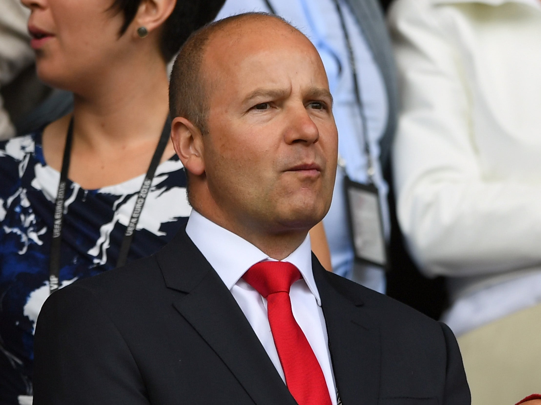 FAW chief executive Jonathan Ford to face disciplinary commission over anti-England comments