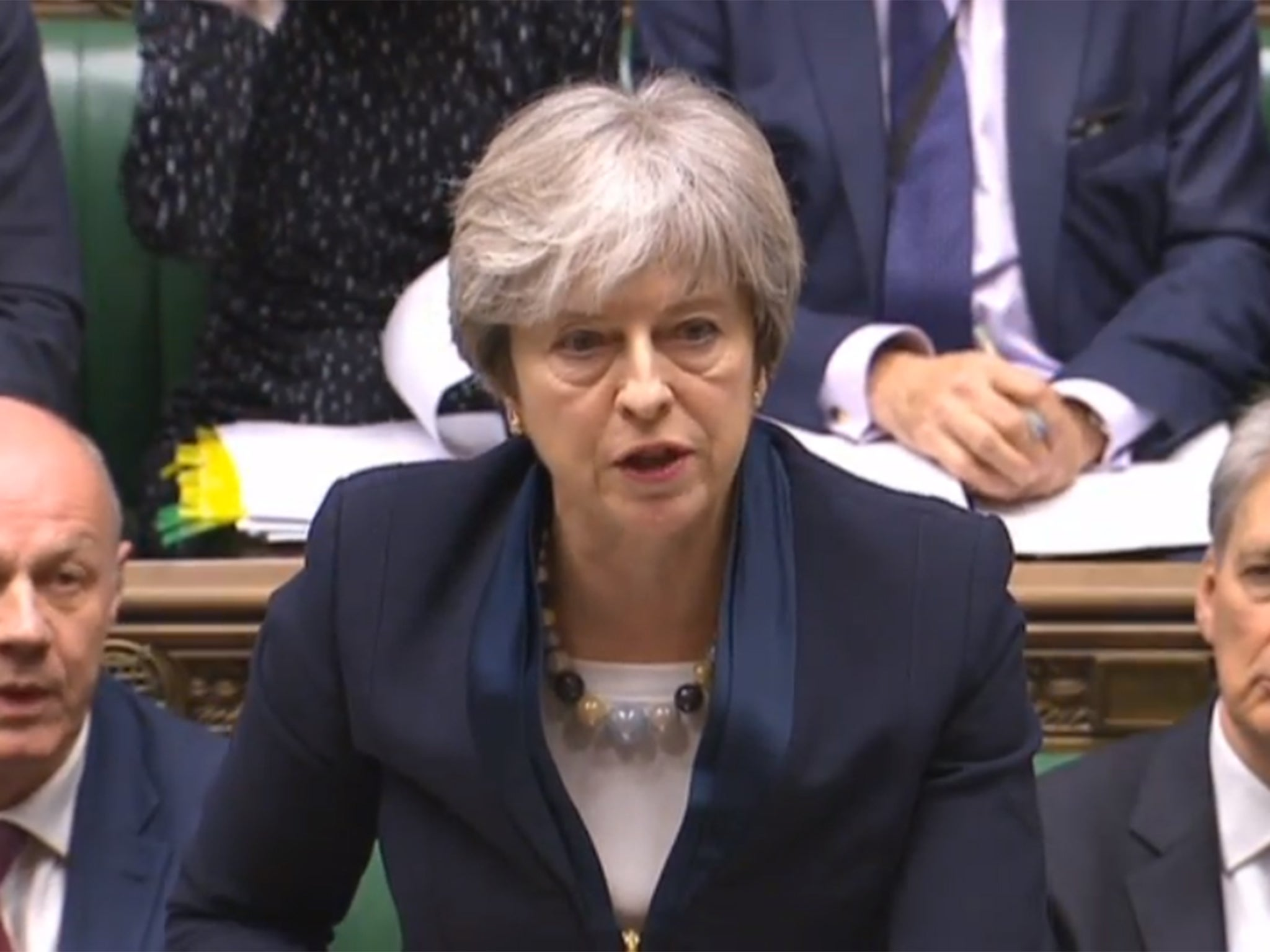 Follow all the latest updates from the Commons live