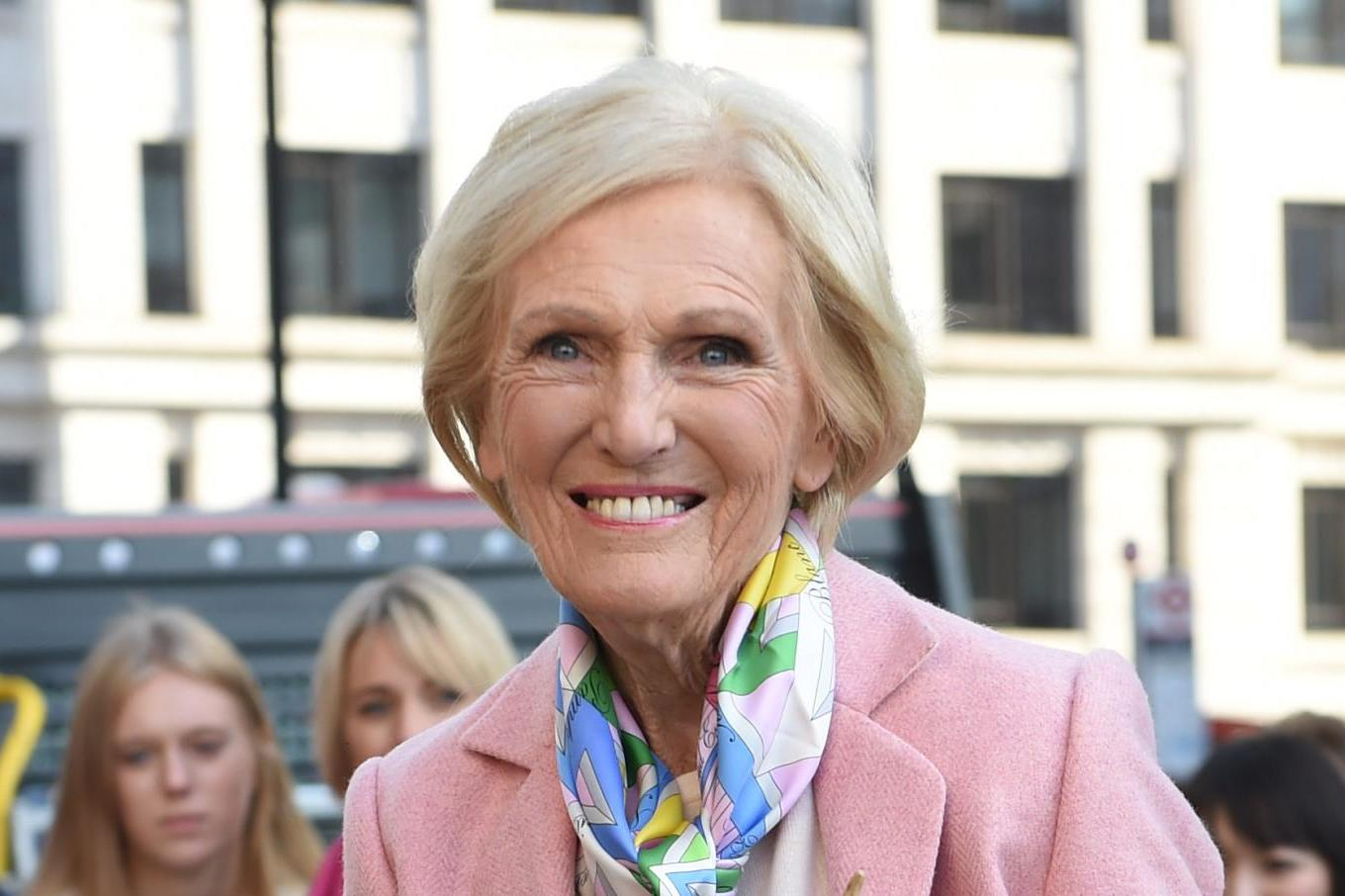 Mary Berry's guide to get people leave your dinner party