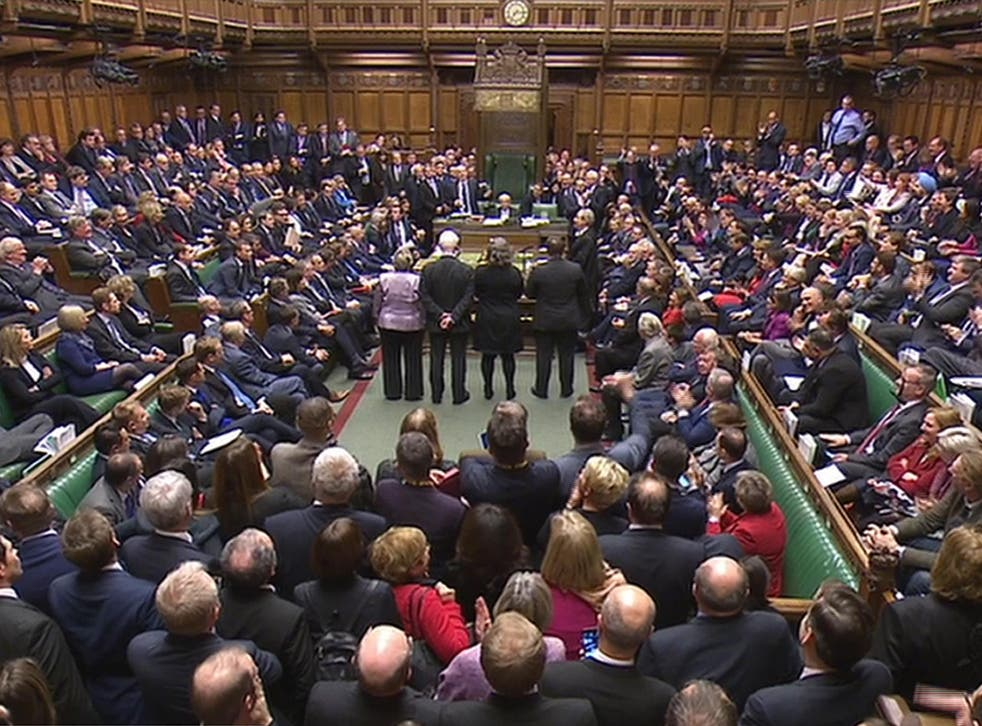Eleven Tory MP's helped to narrowly defeat the Government on its Brexit bill