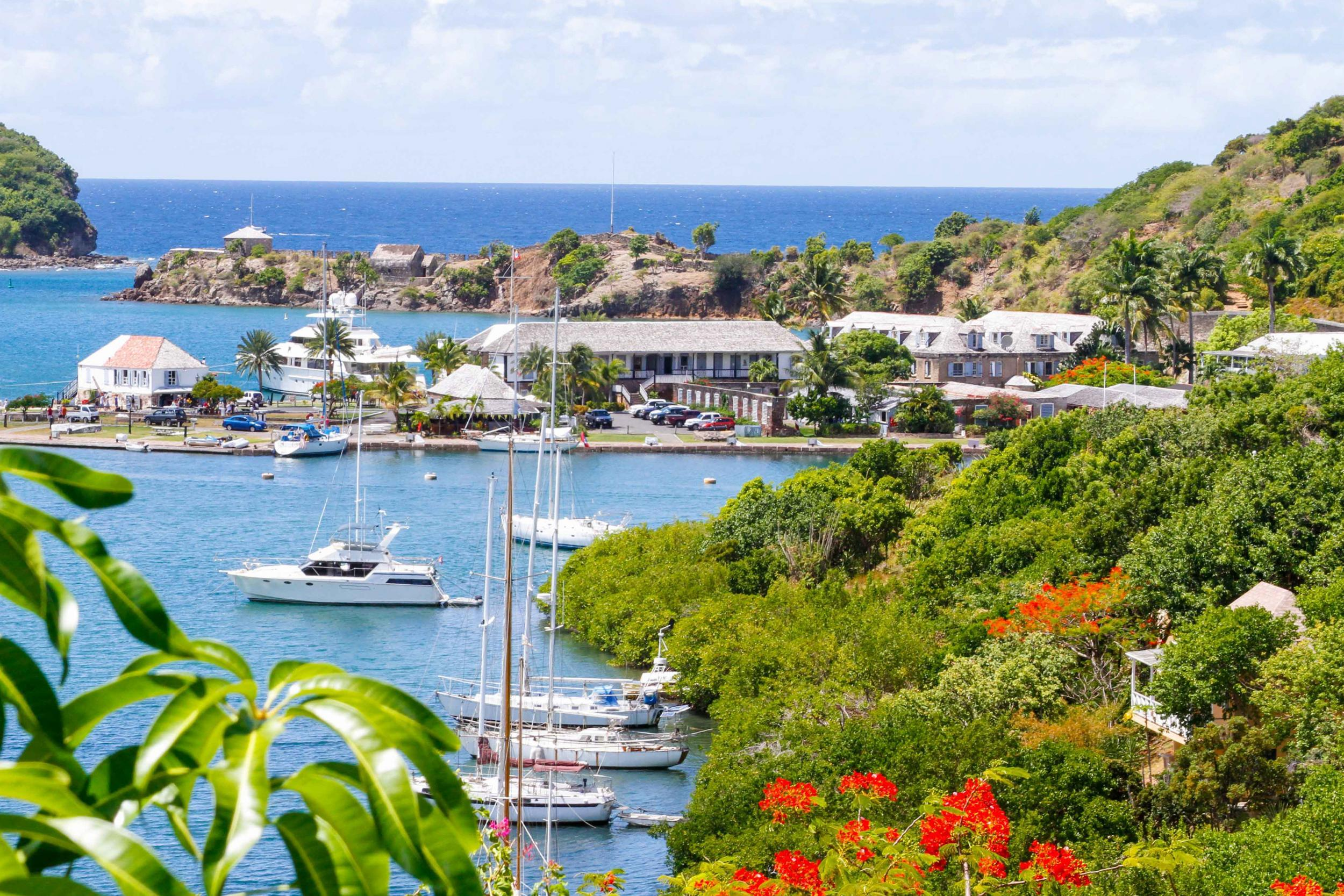 antigua the island showing that the caribbean is open for business