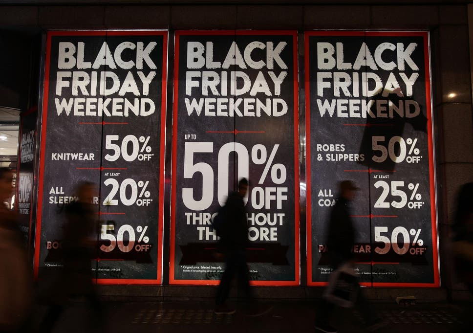 Black Friday shoppers looking for best deals targeted by