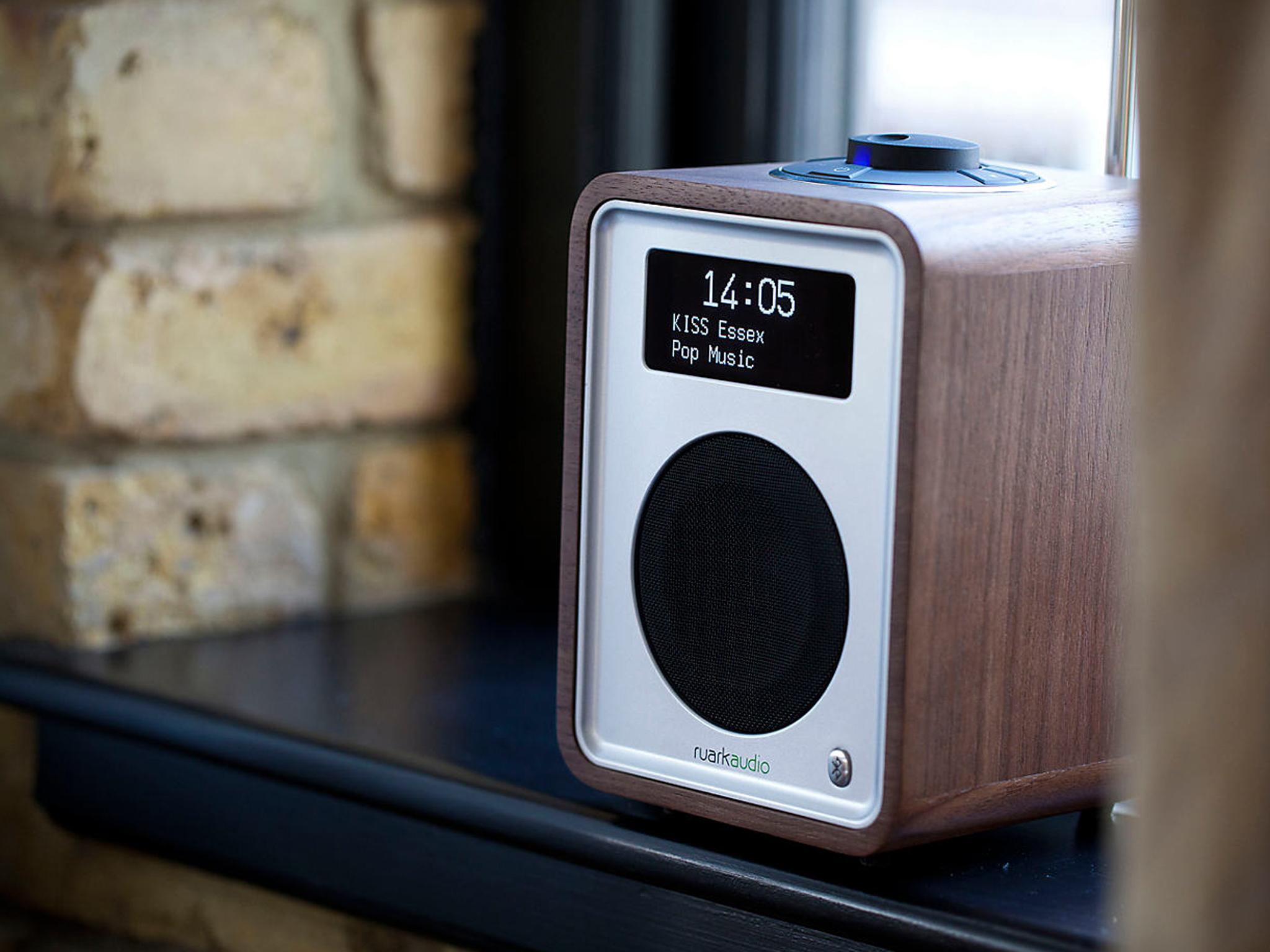 9 best dab radios the independent. Black Bedroom Furniture Sets. Home Design Ideas