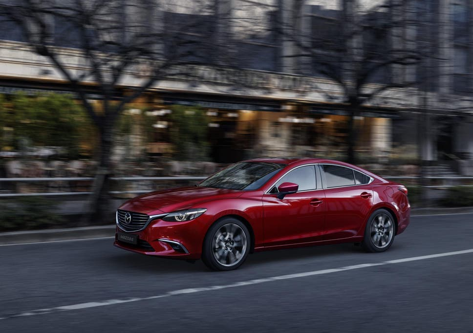 Car Review: Mazda 6 | The Independent