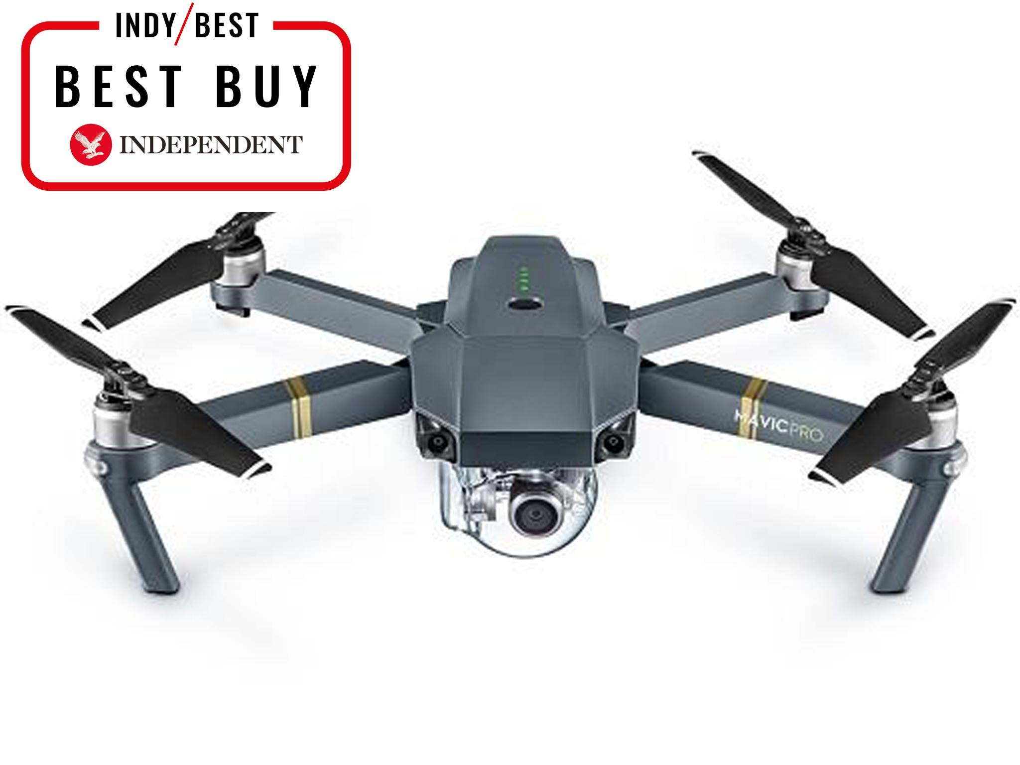 Best drone: For battery life, video quality and range