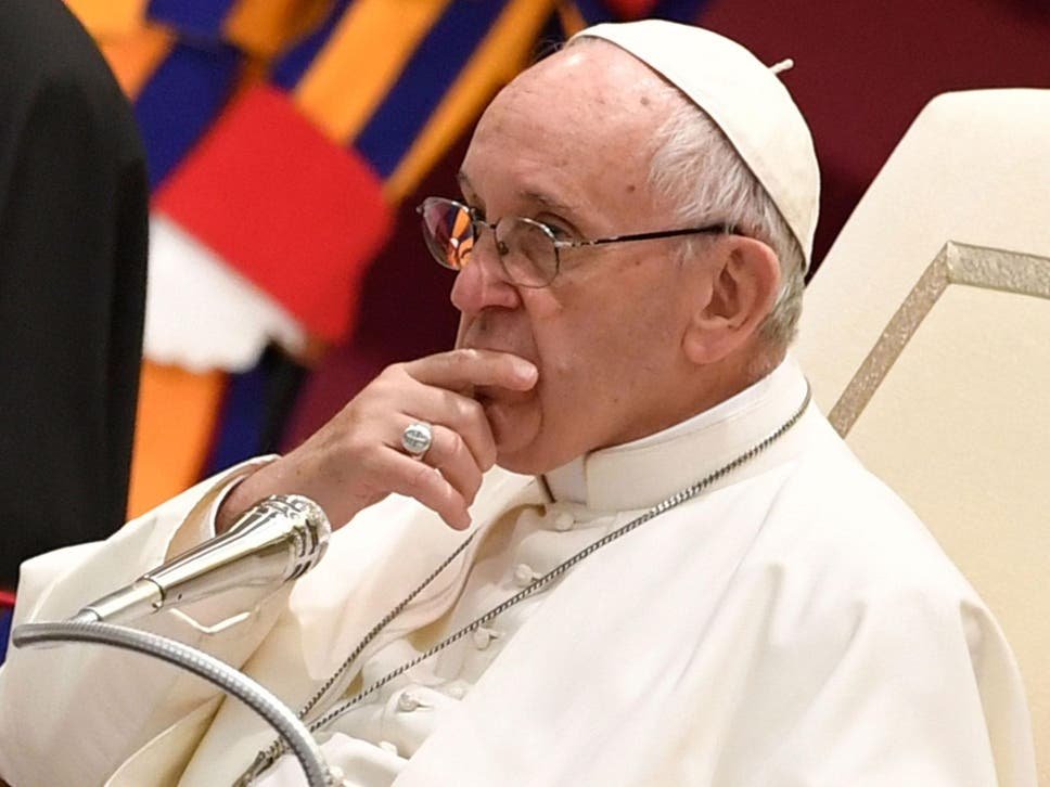 Pope Francis Says Satan Is A Very Smart Person You Should Not Argue