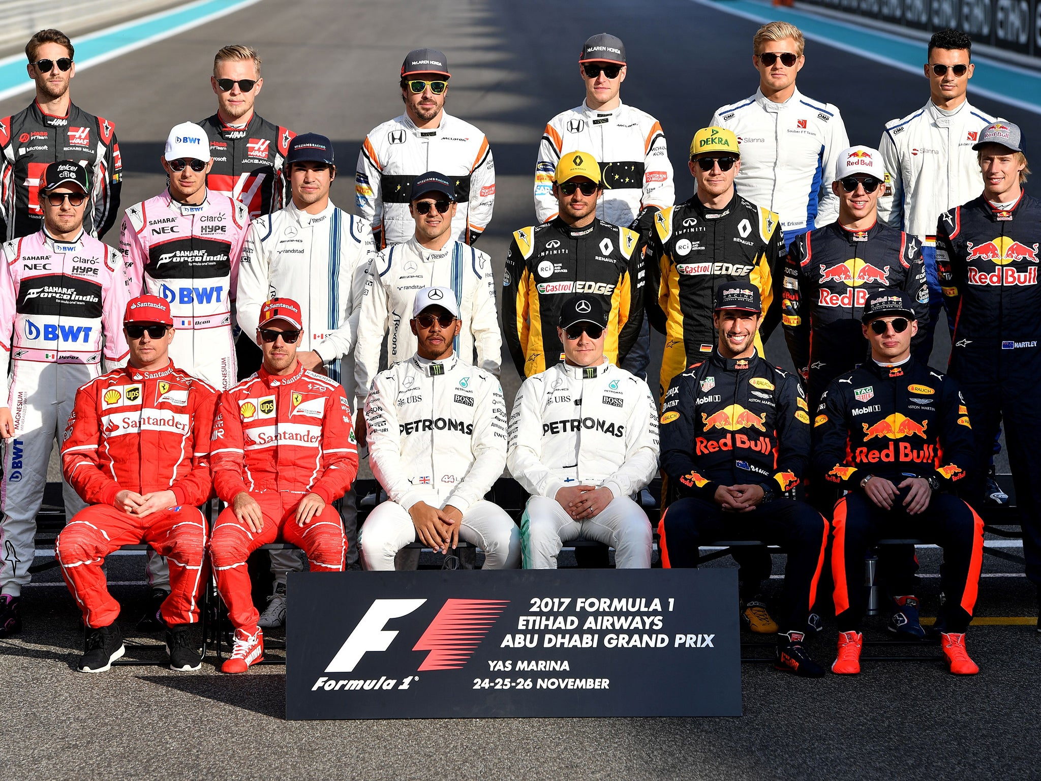 F1 drivers unite to join GPDA over fears that the sport could soon be in 'turmoil'