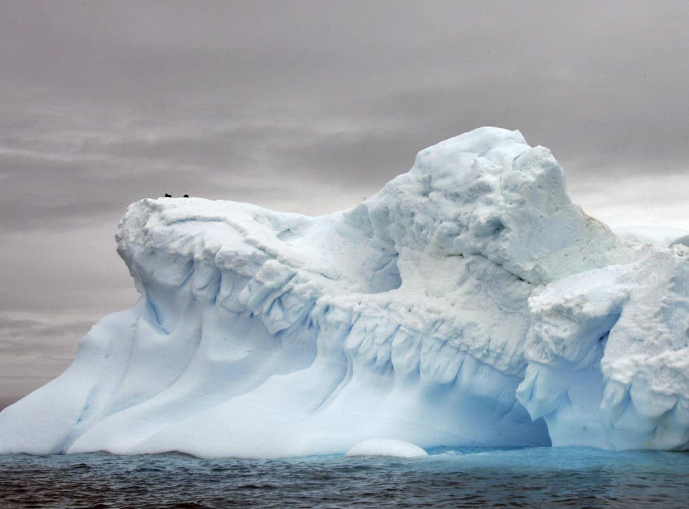 If East Antarctic ice sheets melt, they could play a significant role in sea level rises