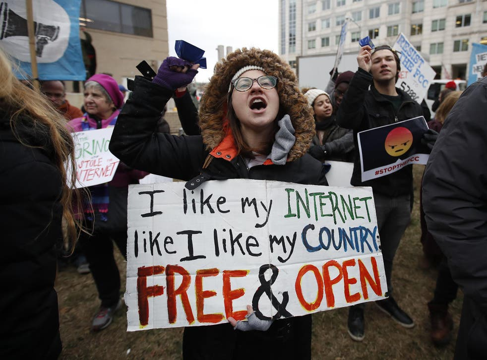 Recent polls show that more than 80 per cent of Americans support net neutrality principles