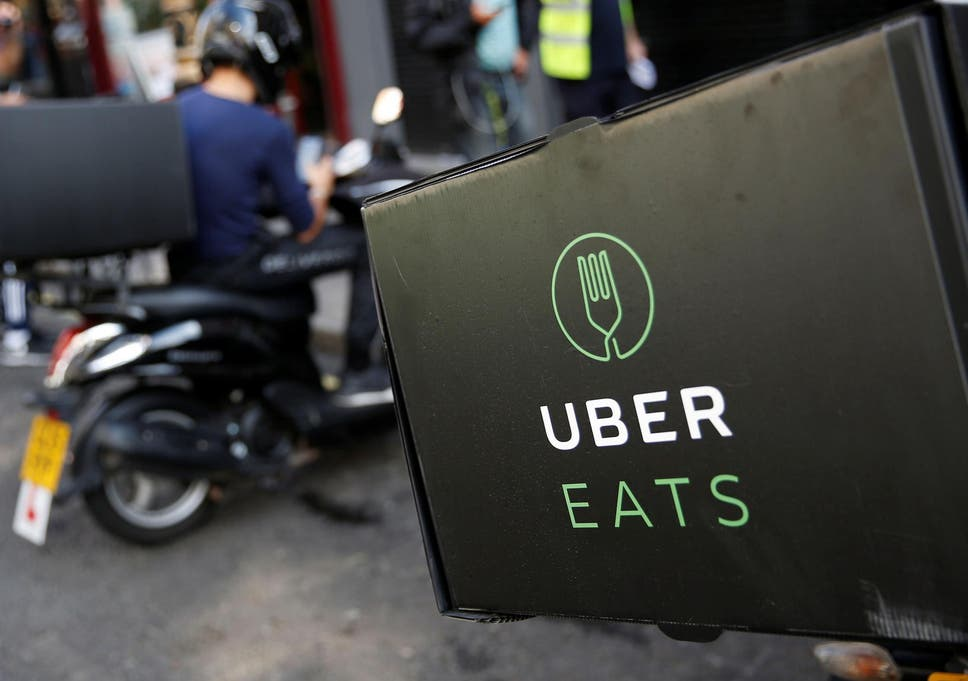 Uber Eats Offers Food Delivery Drivers Insurance In Europe The
