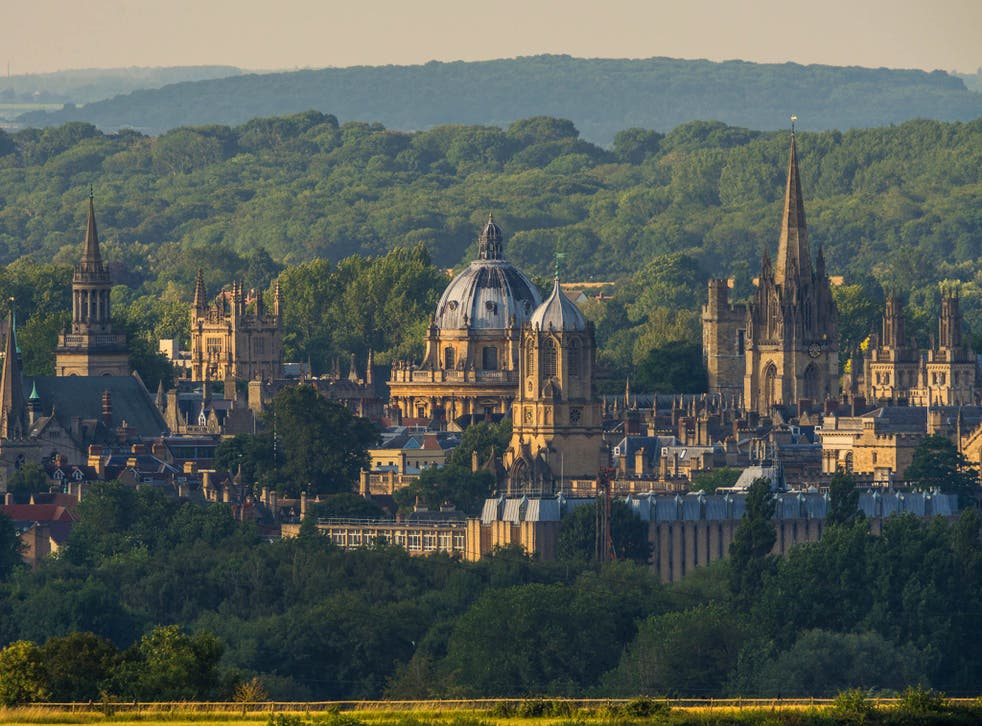 Oxford has seen a 10% drop in property sales
