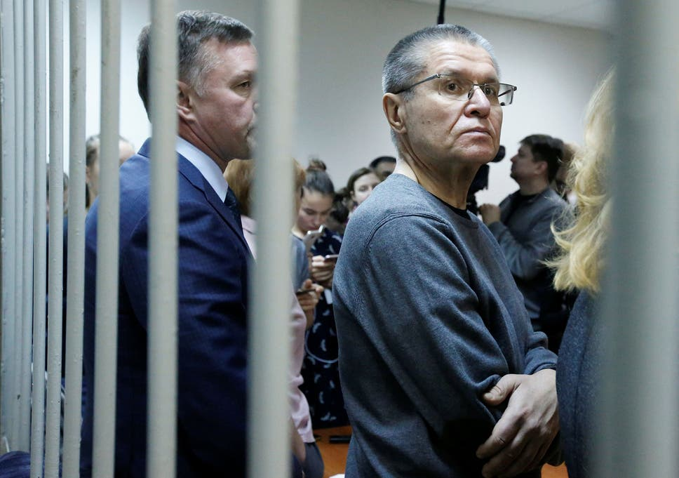Admirable Alexei Ulyukayev Putins Ex Economy Minister Sentenced To Home Interior And Landscaping Oversignezvosmurscom