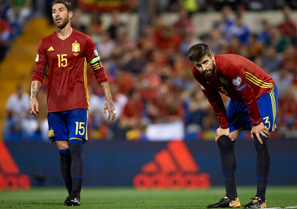 7deb0a56ac1 Spain could be kicked out of the 2018 World Cup as Fifa warn them ...