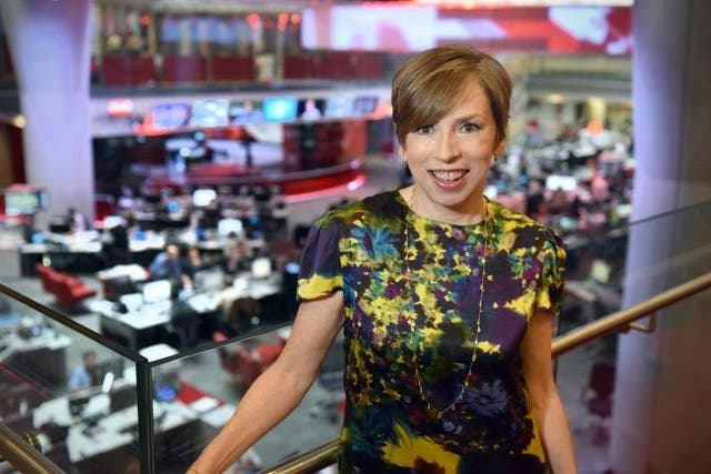 Fran Unsworth has been appointed the BBC's new director of news and current affairs