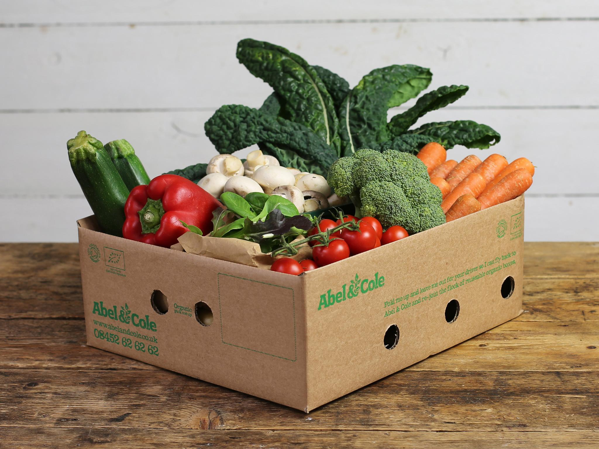9 Best Vegetable Boxes The Independent