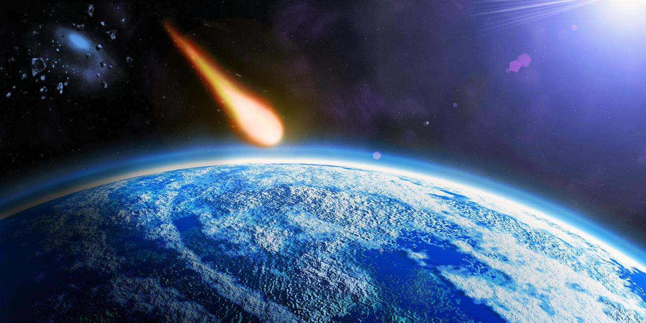 A huge 5km wide asteroid is hurtling towards Earth