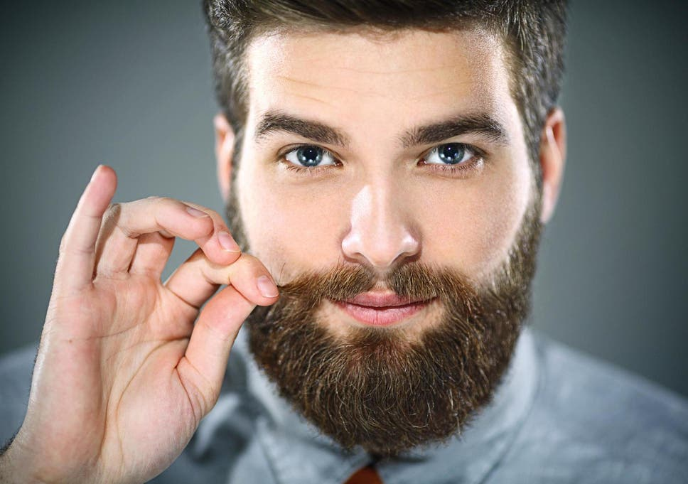 bearded men can earn 30 an hour this christmas at beard stroking pop up - Christmas Beard