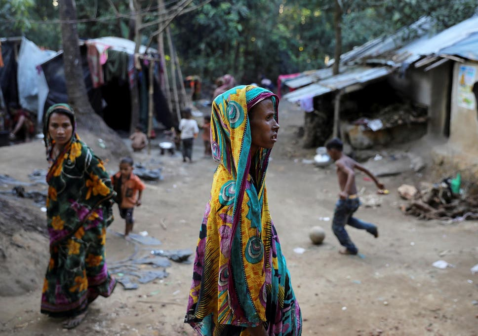 Today marks four months since the start of the Rohingya