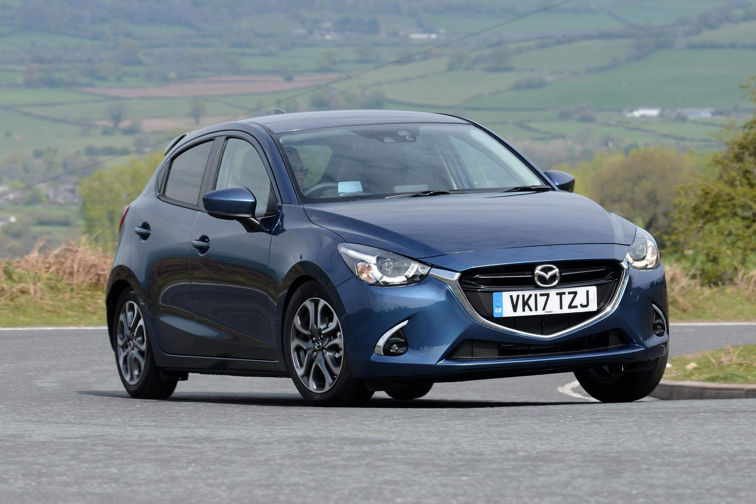 Car review mazda 2 gt sport the independent as publicscrutiny Image collections