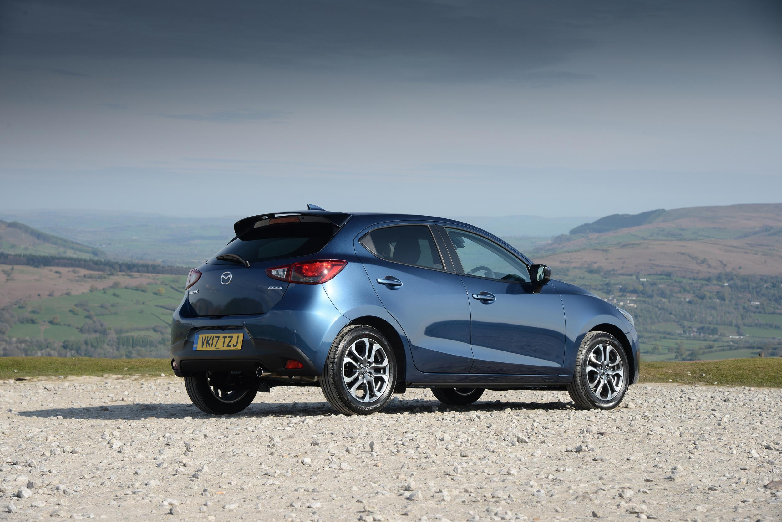 car review mazda 2 gt sport the independent. Black Bedroom Furniture Sets. Home Design Ideas