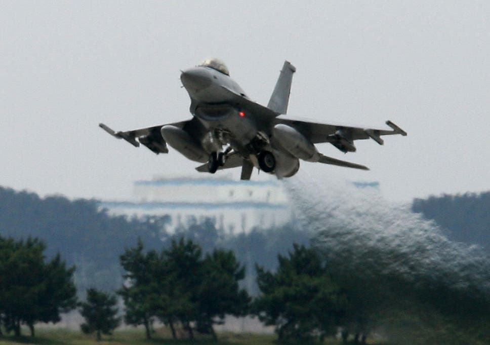 south korea scrambles fighter jets after china military planes enter