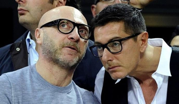 new arrival f9d46 ab481 Stefano Gabbana: Homosexual Dolce and Gabbana co-founder ...