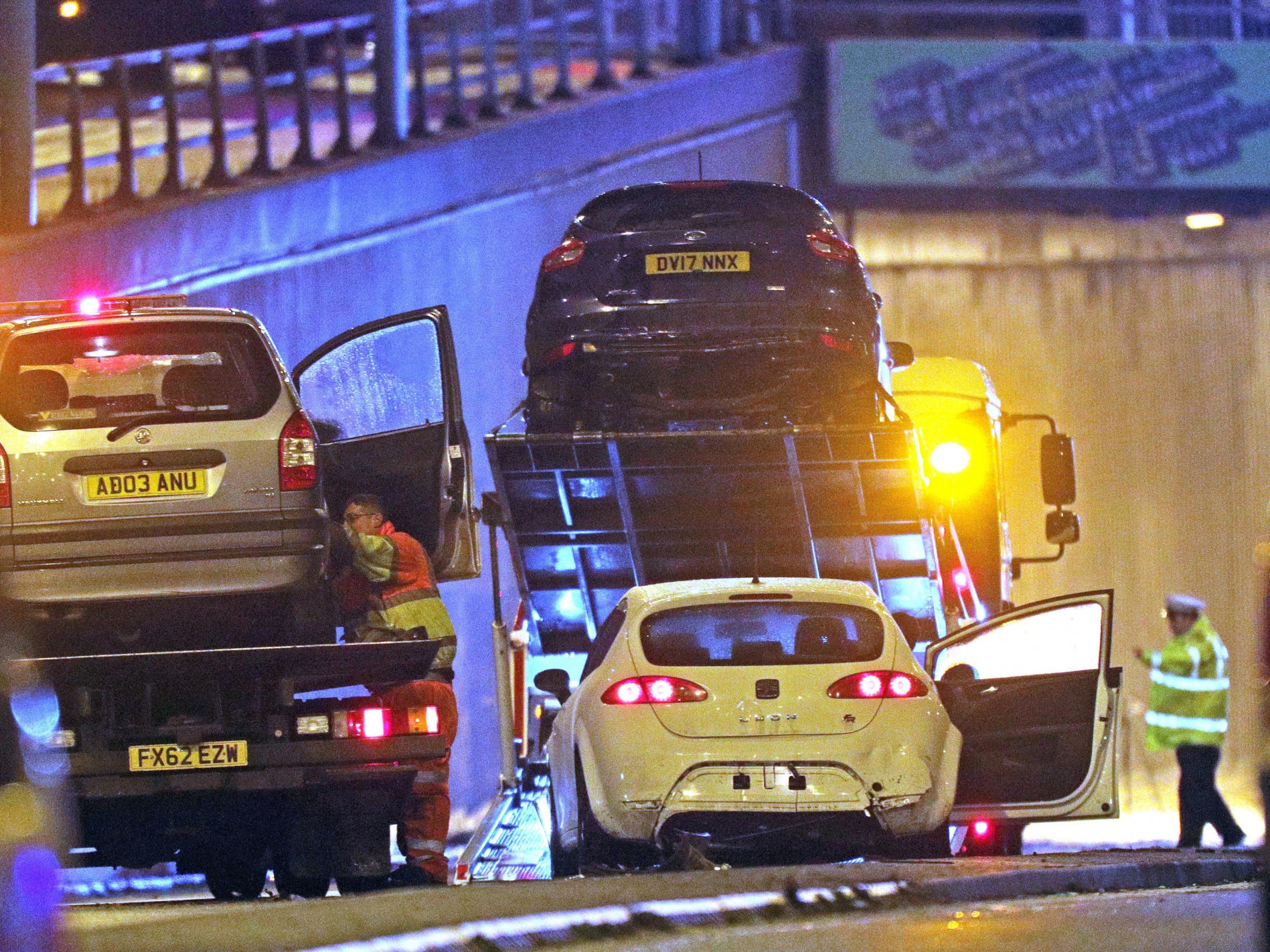 birmingham car crash latest: two more victims of multiple-vehicle