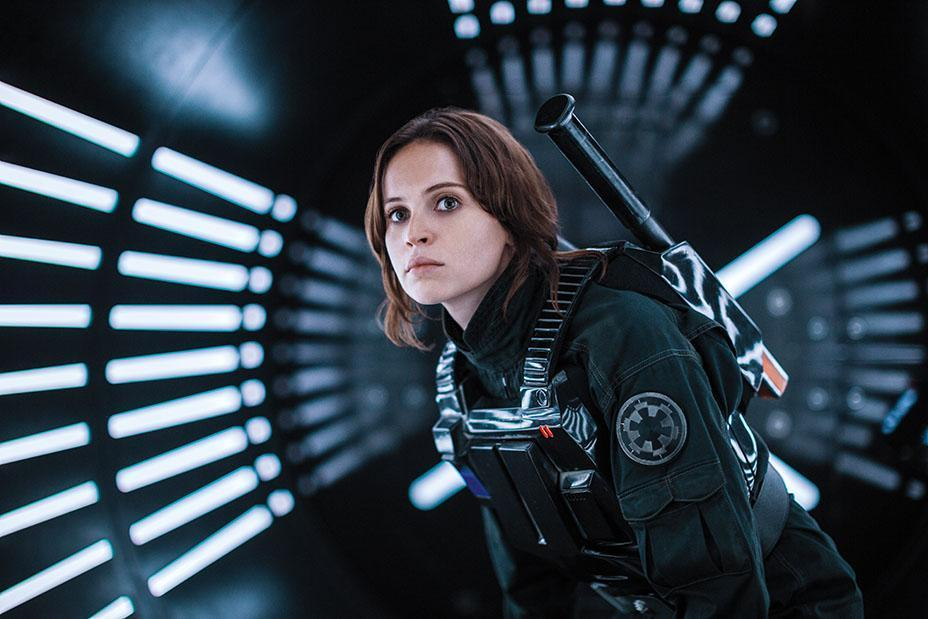 Girl in star wars outfit fuckstures — photo 4