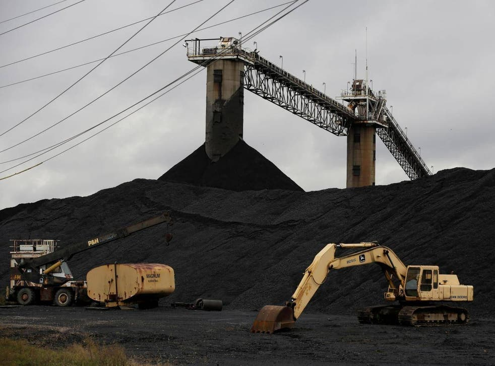 BHP has largely quit mining coal for power plants