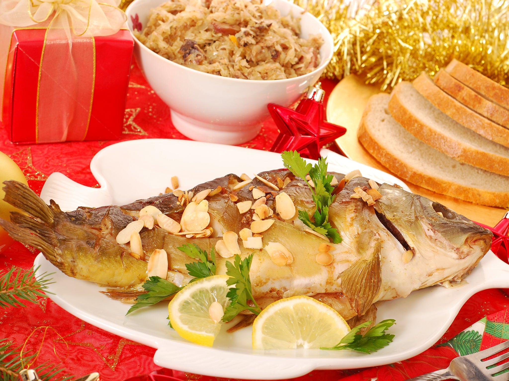 Cod in Polish and other dishes from this fish