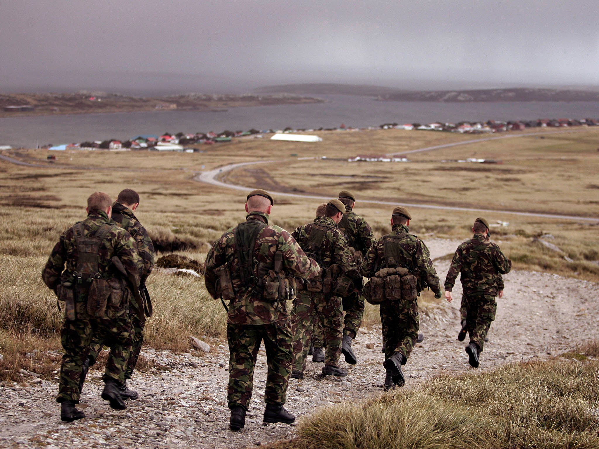 Brexit: EU will refuse to back UK over Falkland Islands in future UN votes , suggests former ambassador