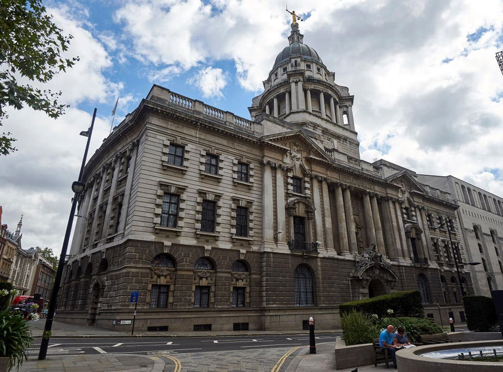 The Old Bailey (file photo)