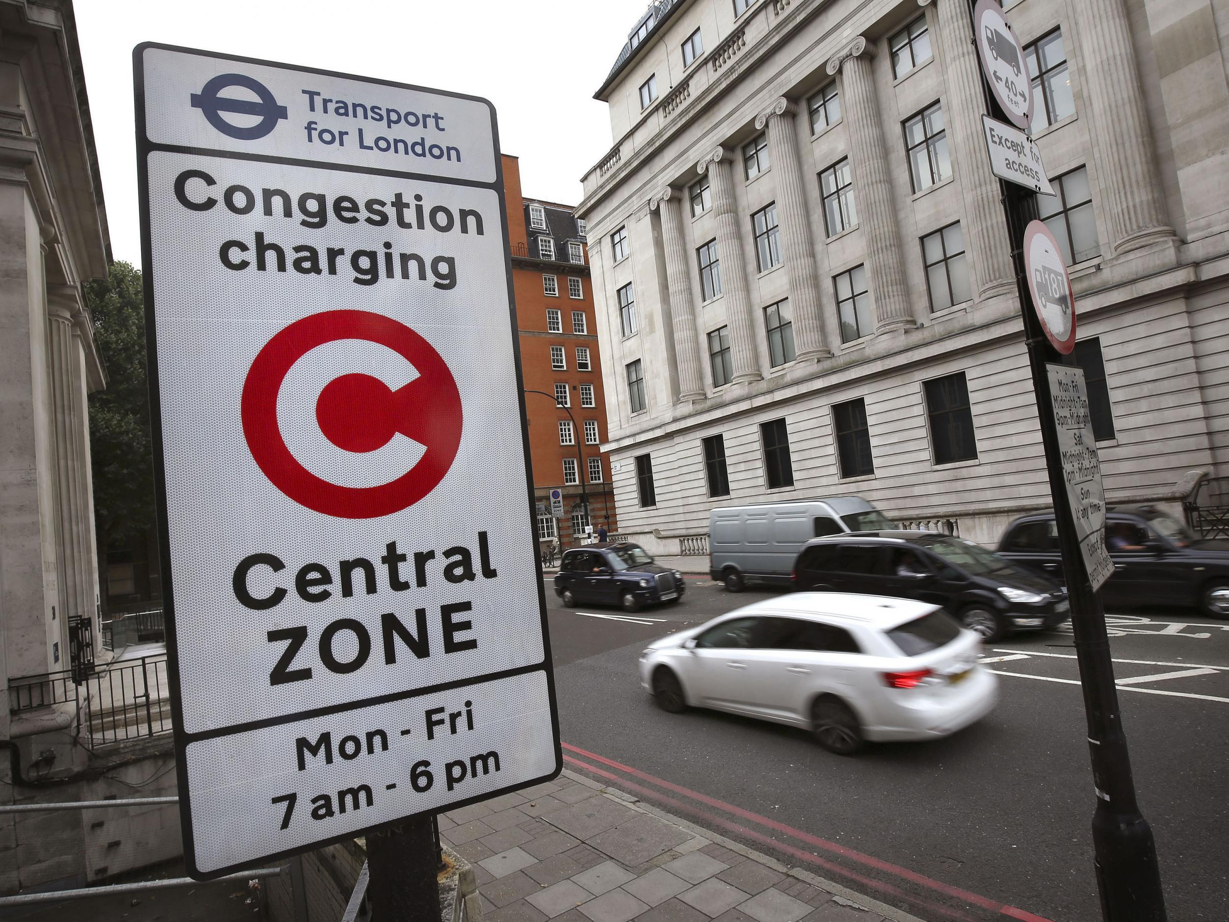 london congestion charge cost benefit analysis The benefits from congestion pricing include reduced  the london congestion charge, journal of  summary using pricing to reduce traffic congestion ix cbo.