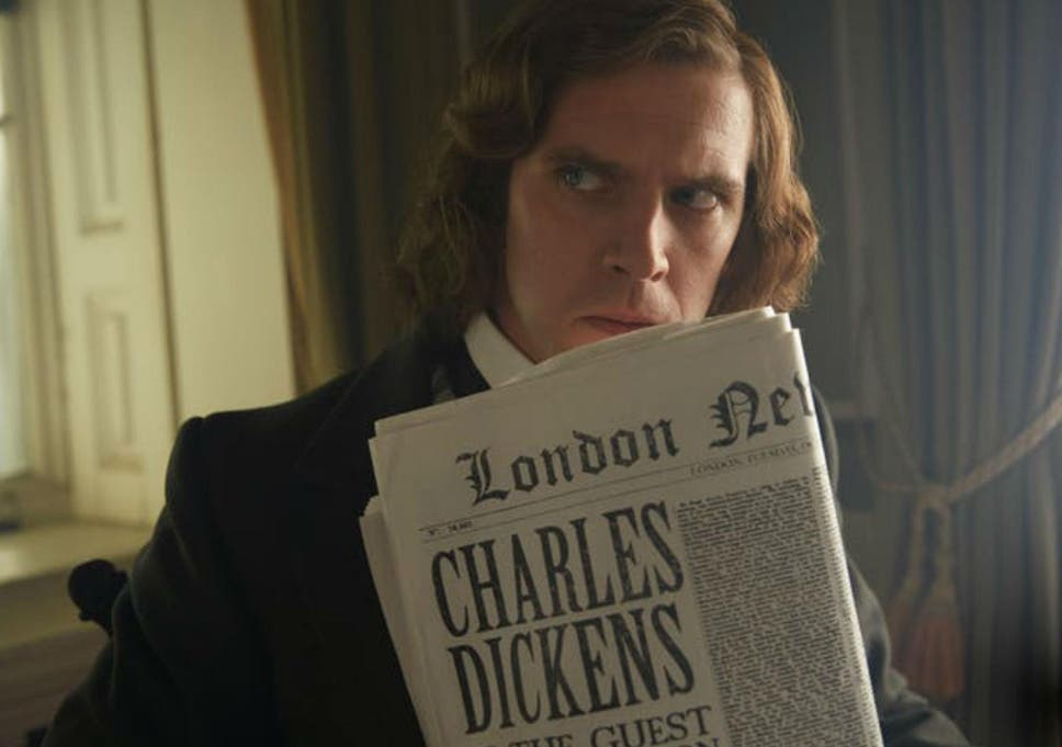dan stevens stars as charles dickens in the man who invented christmas - Author Of A Christmas Carol