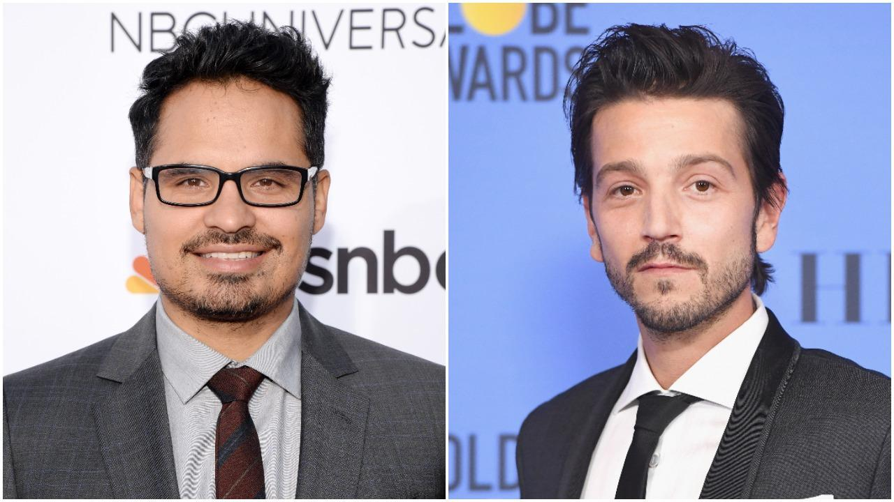 Narcos: Mexico: First look at Michael Peña and Diego Luna in