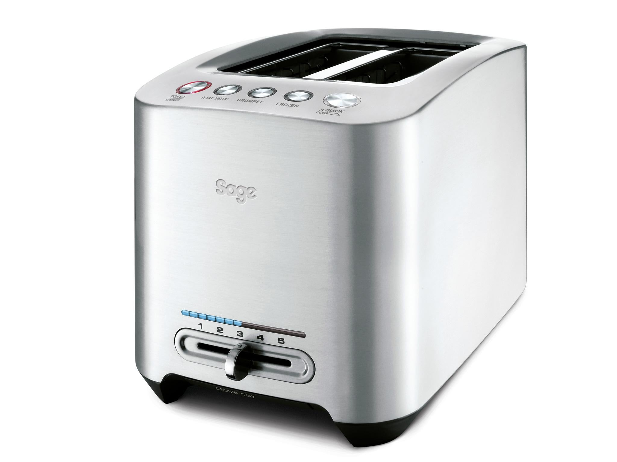 11 best two-slice toasters | The Independent