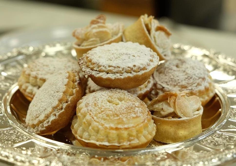 Secrets and Mince Pies
