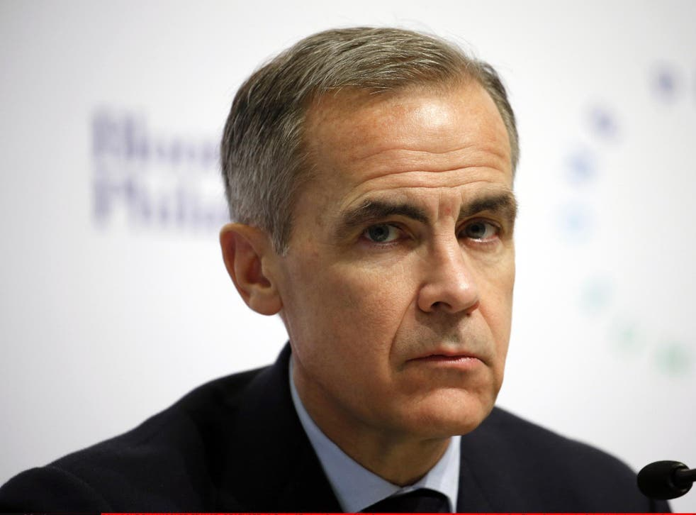 It seems that Governor Mark Carney and his colleagues have not been spooked by the turbulence in equity markets over the last week or so