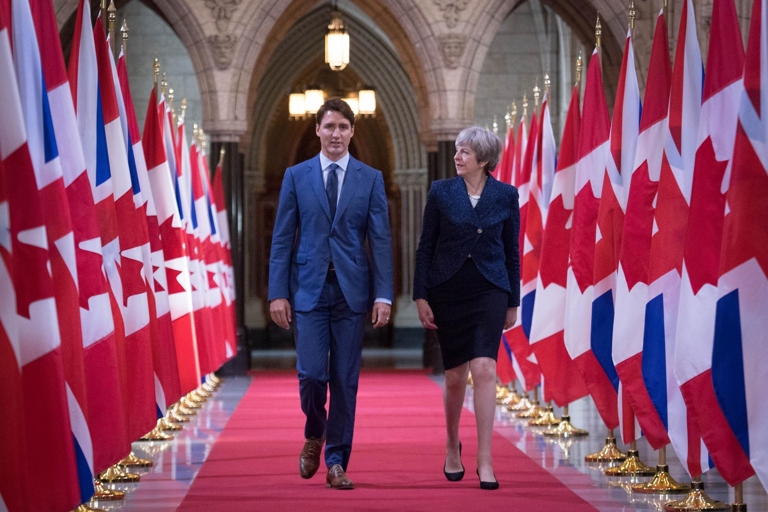 Brexit What Would A Canada Us Free Trade Agreement With The Eu Mean